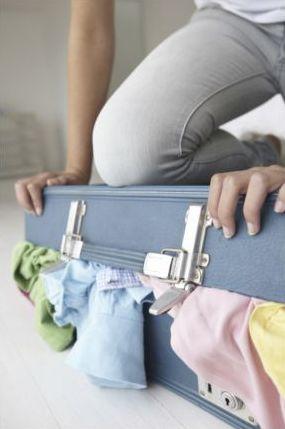 Suitcase-bog