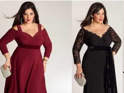 plus size women 2a